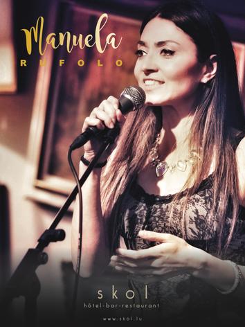 Manuela Rufolo - Flyer