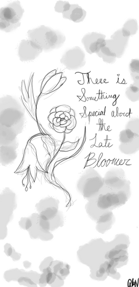 The Late Bloom(er)