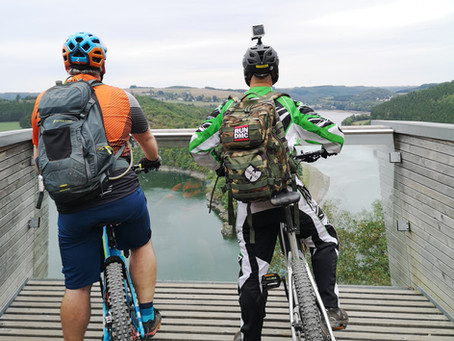 LAC DE LA HAUTE SURE MTB TOUR: