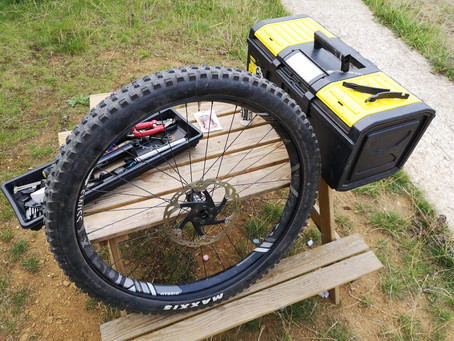 TUBELESS CONVERSION