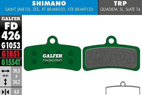 Galfer Brake Pads - Green