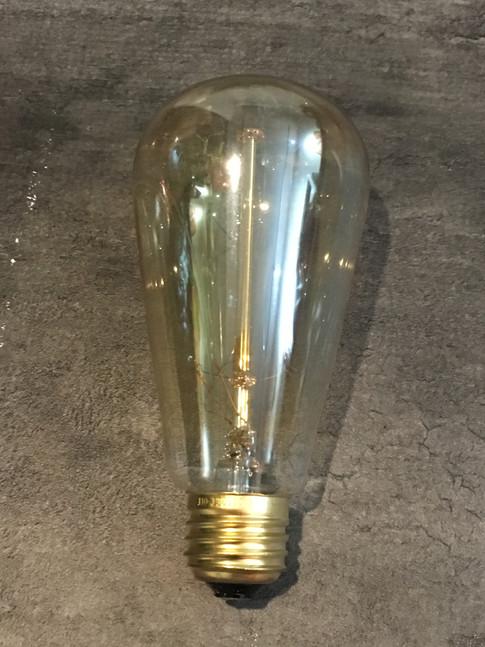 LEDエジソン球①