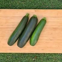 Organic Green Zucchini