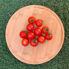 Pesticide-Free Cherry Tomatoes