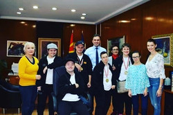 Ministria e Kulturës за подршката 🎖🏅�