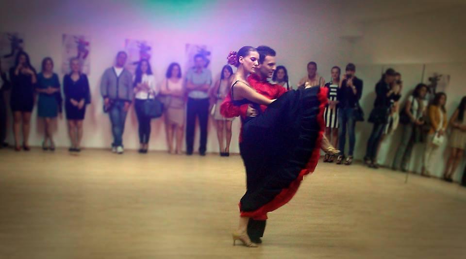 Salsa/Tango Fusion