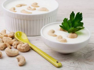 Vegan Simple Sour Cream (K) (A)