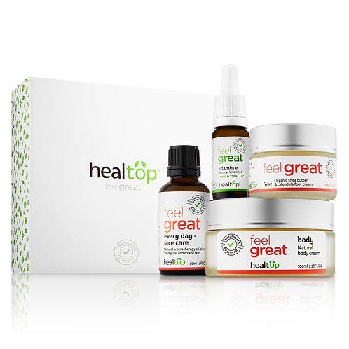 Skin Care Set - Regular or Mixed Skin
