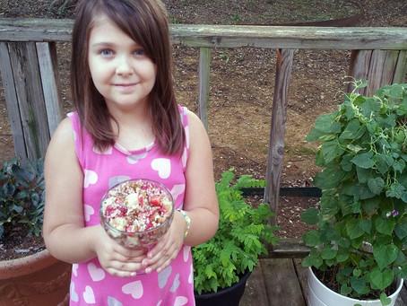 Sasha's Fruit Salad - (K)