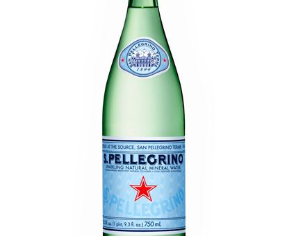 S.Pellegrino Sparkling Natural Mineral Water - Analyse