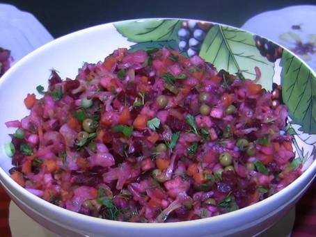 Raw Salad Vinaigrette (P)(A)(C)(K)