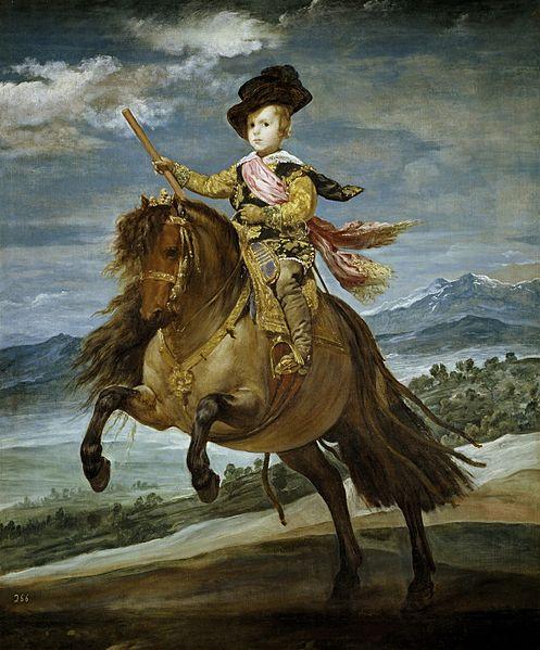 Descubrir_el _Prado_Velázquez__Príncipe_Baltasar_Carlos_(Museo_del_Prado,_1634-35)