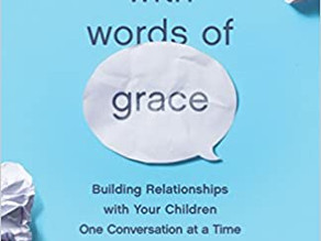 Book Recommendation: Parenting with Words of Grace