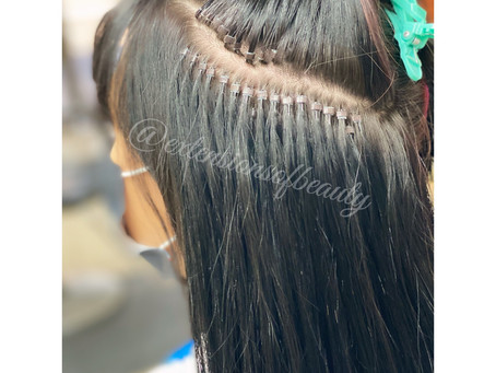 Maximizing Your Hair Extension's Life!