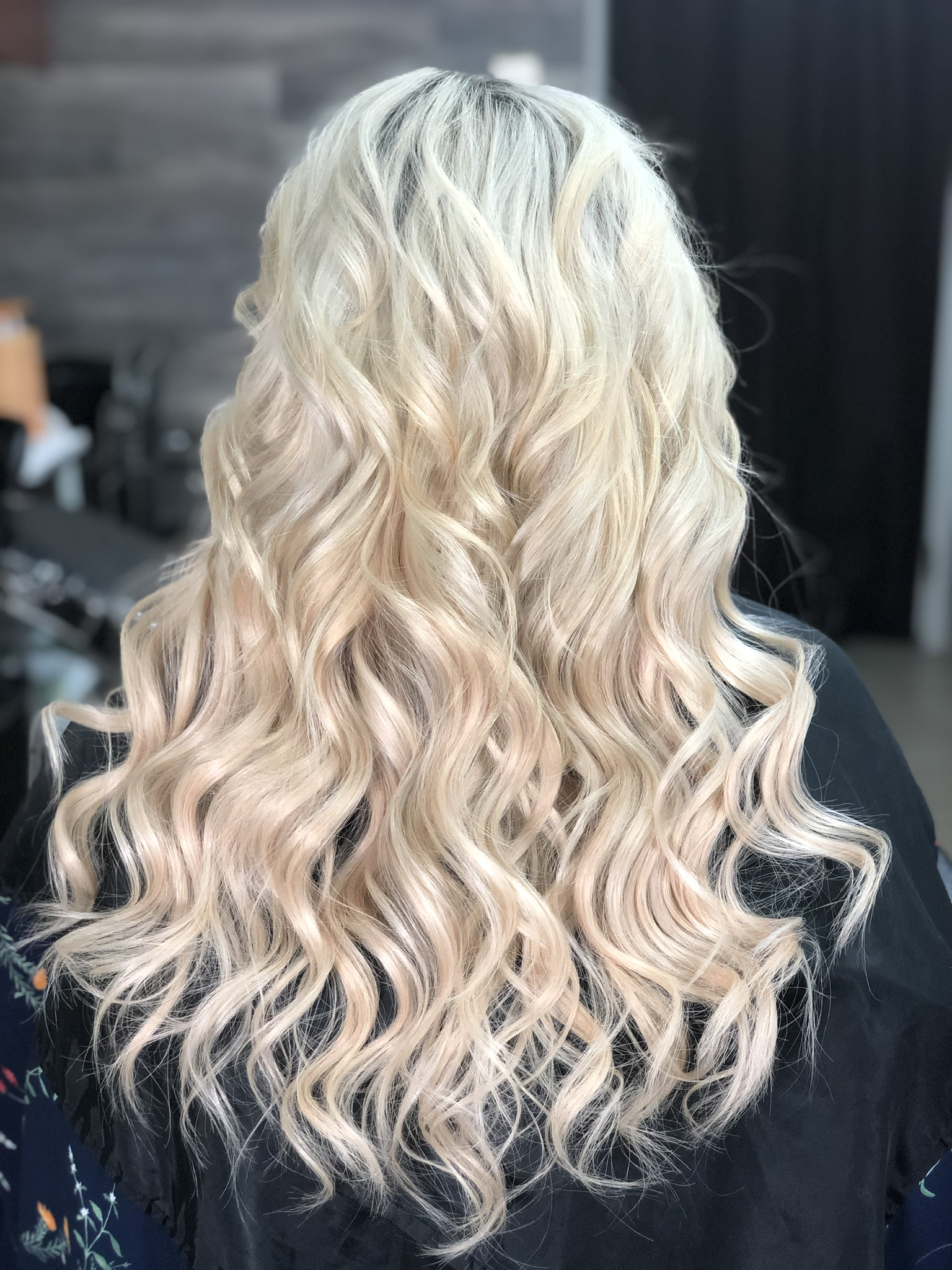 Hair Extensions and Highlights