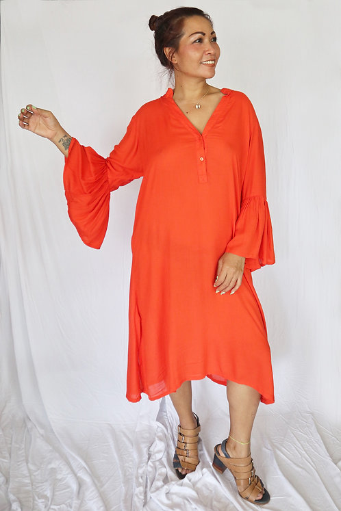 D41199 - Orange - Rayon