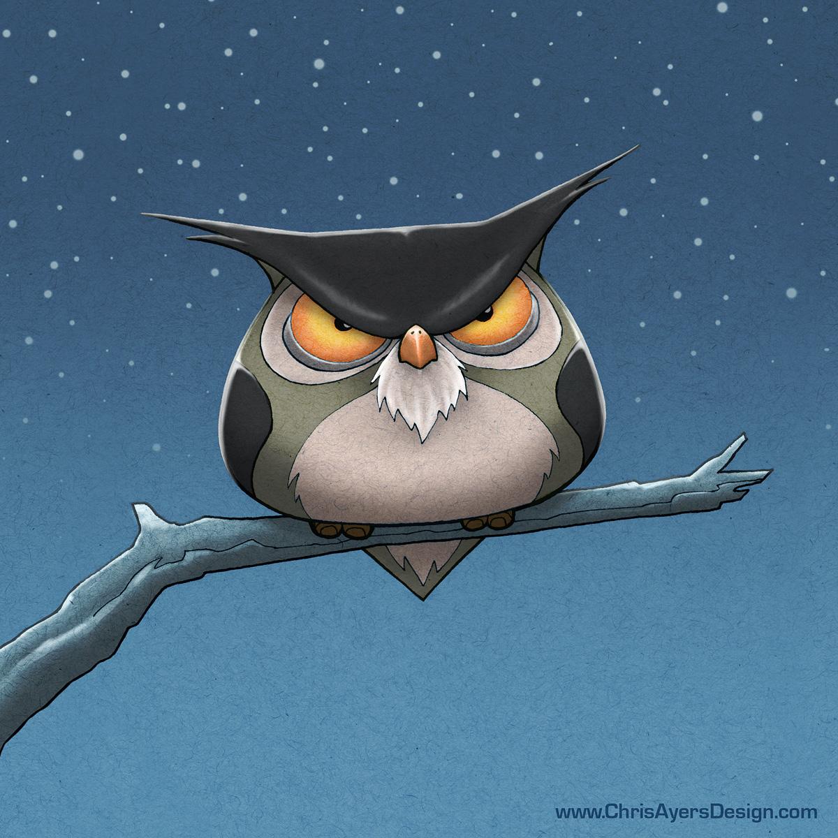 Day 233 - Owl
