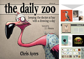 The Daily Zoo Vol. One