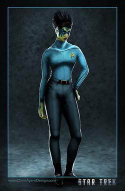Starfleet Cadet