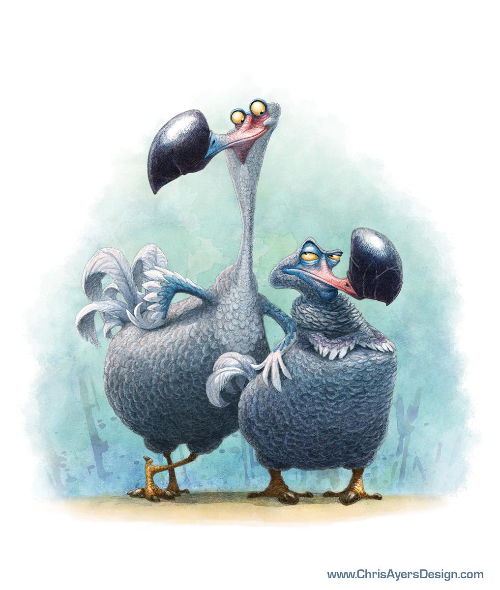 Day 2201 - The Smartest Dodos I Know