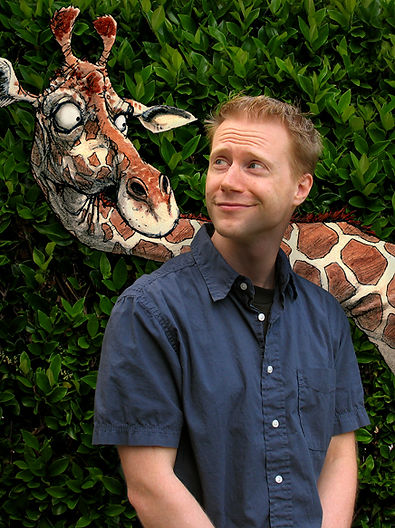 Chris Ayers, giraffe