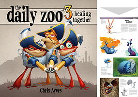 The Daily Zoo Vol. 3