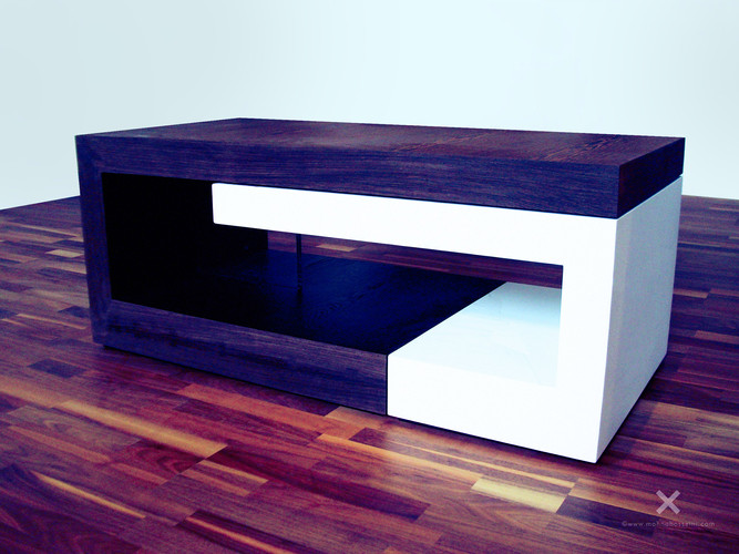 Coffee Table_Wooden