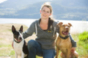 Okanagan Dog Trainer Simone Krebser