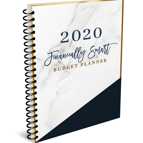 2020 Financially Smart Budget Planner