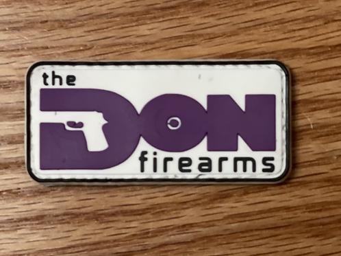 TDF Mini Logo Patch