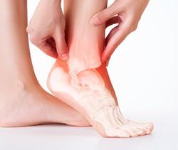 Fot og ankel plager