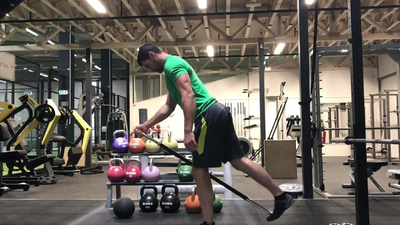 Golfers lift teknikk