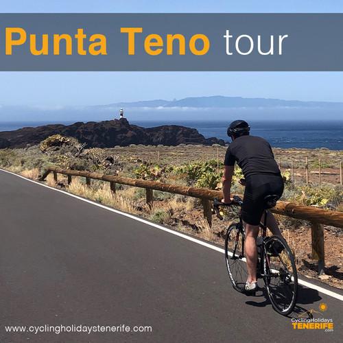 Punta Teno tour