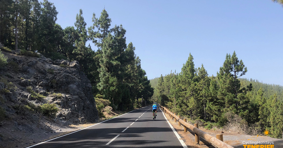 cycling holidays canary islands tenerife