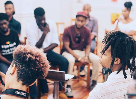 The importance of COMMUNITY for creatives of color