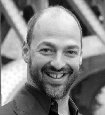 Gilles Wiernik founder of The School of Speech