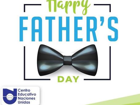 Feliz día a todos los papás de nuestra familia CENU