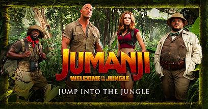 Jumanji 360 Treehouse