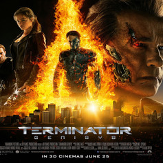 TERMINATOR GENISYS SOCIAL CAMPAIGN