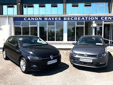 Canon Hayes Recreation Centre - Draw 2018