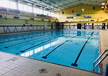 Canon Hayes Sport Centre - Main swimming pool