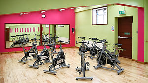 Canon Hayes Recreation Centre - Fitness Room