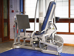 Gym - Leg Press