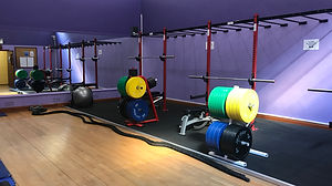Canon Hayes Recreation Centre - Strength and Conditioning