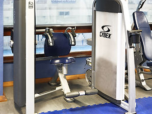 Gym - Upper Abdominal Machine