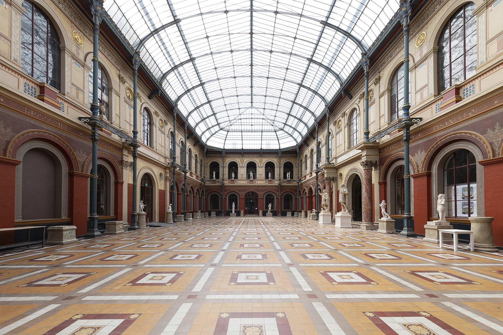 Beaux-Arts, Paris