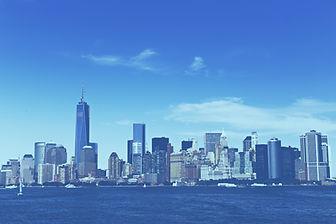 City Skyline Across The Water