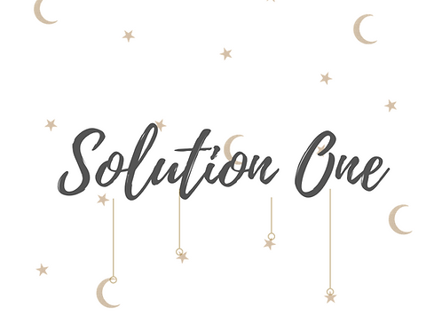 Solution One