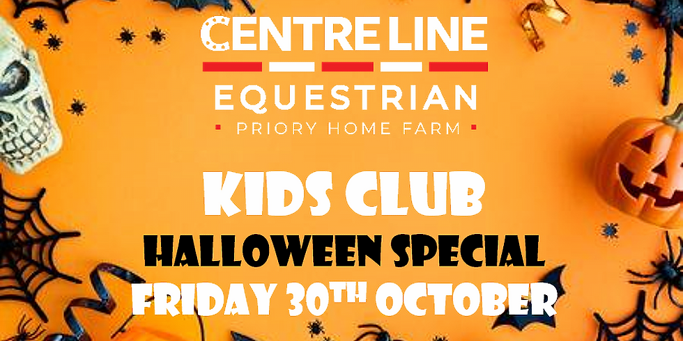 CLE Kids Club - Halloween Special