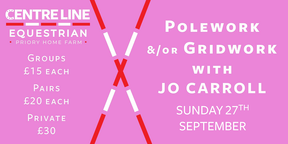 Polework or Gridwork with Jo Carroll